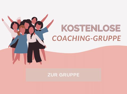 Coaching Gruppe, Selbstliebe und Glücklichsein